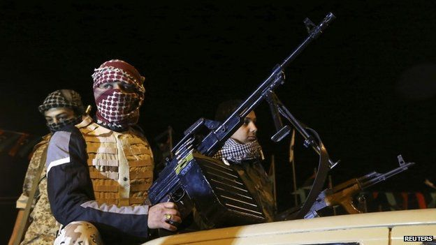 Las diferentes milicias sólo tuvieron una vez algo en común: su odio a Gadafi. (Foto: Reuters)