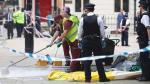 Ataque en Londres: Hombre armado deja 1 muerto y 5 heridos - Noticias de mark rowley