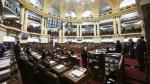 Pleno del Congreso aprobó número de Comisiones Ordinarias - Noticias de regionalizacion