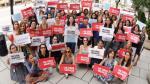 Campaña #NiUnaMenos recibe respaldo desde Washington - Noticias de silva santisteban