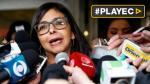 Mercosur deja en suspenso traspaso de presidencia a Venezuela - Noticias de ministra delcy rodriguez