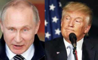 """Putin reclutó a Trump como agente"", afirma ex jefe de la CIA"