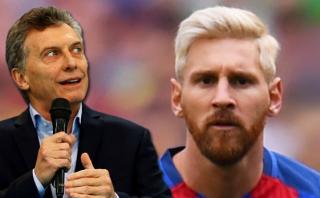 "Lionel Messi: Macri asegura que ""liderará a Argentina en Rusia"""