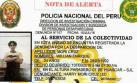 Ayuda social: buscan a joven desaparecido hace 5 meses en SJL