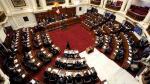 Oficialismo y fujimorismo negocian por Comisión de Presupuesto - Noticias de daniel salazar vega