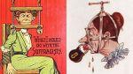 Estos afiches de 1920 contra la mujer indignarán a cualquiera - Noticias de batallas en la voz perú