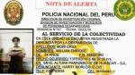 Ayuda social: buscan a joven desaparecido hace 5 meses en SJL - Noticias de huáscar