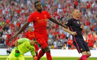 Liverpool humilló 4-0 al Barcelona en Wembley [VIDEO]