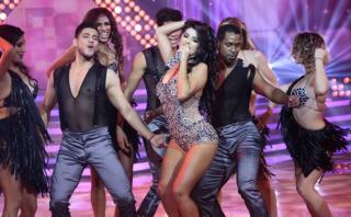 """""""El gran show"""": Yahaira Plascencia deslumbró en su regreso"""