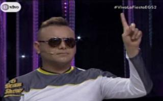 """El gran show"": Carlos Cacho volvió a discutir con Santi Lesmes"