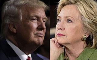 Clinton vs. Trump: ¿Por quién votarán los famosos de EE.UU.?