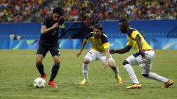 Colombia igualó 2-2 ante Japón en Manos por Río 2016
