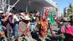 Con danzas típicas saludan a la Ciudad Blanca [FOTOS] - Noticias de alfredo zegarra
