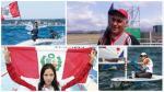 Río 2016: así les fue a los peruanos este lunes en JJ.OO. - Noticias de paloma schmidt