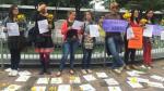 México: Exigen respeto a la dignidad tras muerte de colombiana - Noticias de ruben mori