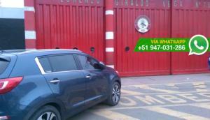 Ventanilla: Bomberos piden a choferes no estacionar en puertas