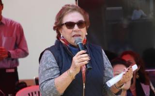 Ministra de la Mujer confirma presencia en marcha Ni Una Menos