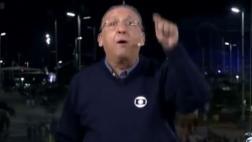 Brasil: periodista 'estalla' por actitud de futbolistas [VIDEO]