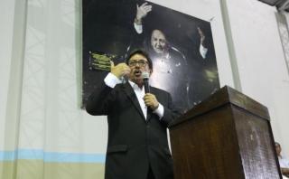 """""""Opinión de Alan García es importante para democracia peruana"""""""
