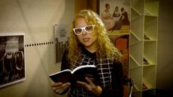"Jennifer Thorndike nos lee un fragmento de ""Esa muerte existe"""