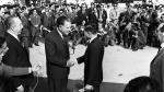 Así fue la visita del emperador japonés Akihito al Perú - Noticias de lima antigua