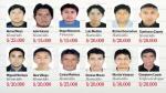 Los más buscados: homicidas y extorsionadores encabezan lista - Noticias de jose montalvan