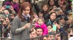 Kirchner inaugura canal de TV en barrio pobre de Buenos Aires - Noticias de tania quispe mansilla