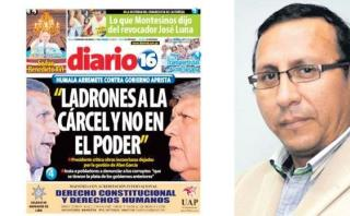 Anulan condena contra periodista querellado por Alan García