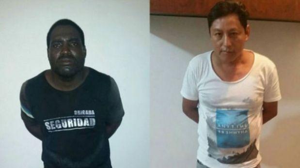 Los dos sospechosos continúan en prisión preventiva. (Foto: BBC)