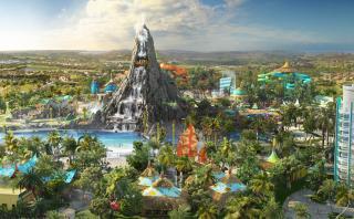 Así será Volcano Bay, el nuevo parque de Universal Orlando