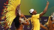 Usain Bolt se divierte mientras espera su debut en Río 2016