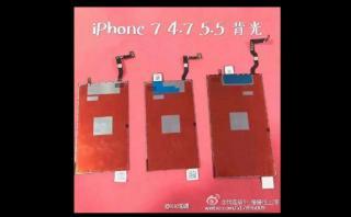 "iPhone 7: versión de 4,4"" tendría pantalla 2K"