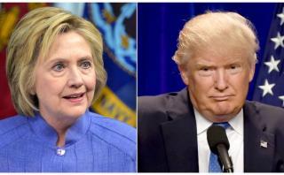 Trump: Defensores de armas podrían detener a Hillary Clinton