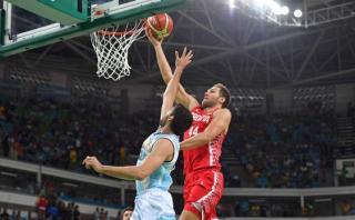 Argentina derrotó 90-82 a Croacia en básquet por Río 2016