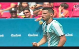 Selección argentina: Calleri volvió a fallar gol en Río 2016