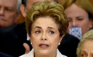 Dilma recurre a la OEA para frenar el proceso de destitución