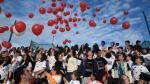 Ambientalistas piden prohibir las sueltas de globos - Noticias de contaminación ambiental