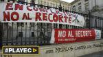 Uruguay: Miles protestan contra plan de recortes en educación - Noticias de rendición de gastos
