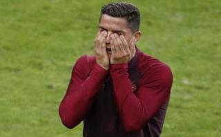 Cristiano Ronaldo, afectado por incendios en su Funchal natal