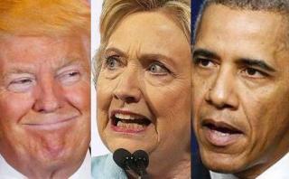 """Trump: Obama y Clinton son """"cofundadores"""" del Estado Islámico"""