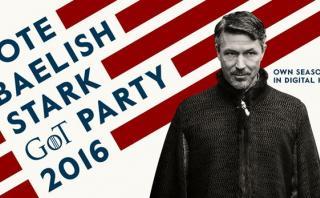 """""""Game of Thrones"""" de HBO parodia elecciones en EE.UU."""