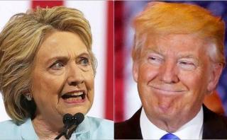 """Clinton: Plan económico de Trump beneficia a """"sus amigos ricos"""""""