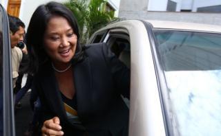 Keiko Fujimori no irá a la marcha #NiUnaMenos, confirmó Chacón