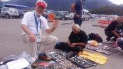 Río 2016: fiebre por intercambiar pines olímpicos de colección