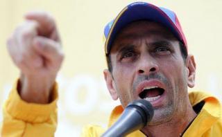"""Capriles: """"Humala puso excusa para no atendernos"""" en el 2013"""