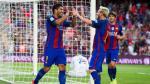 Barcelona venció 3-2 a la Sampdoria y ganó Trofeo Joan Gamper - Noticias de martin montoya