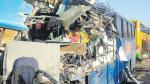 Van más de 500 muertos en accidentes en carreteras del país - Noticias de empresa de transporte flores