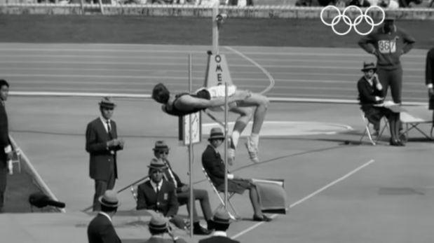 El salto que cambió la historia de los Juegos Olímpicos [VIDEO]