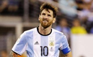 Lionel Messi confirmó su regreso a la selección con esta frase