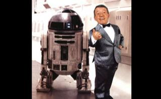 """Murió Kenny Baker, actor que dio vida a R2-D2 en """"Star Wars"""""""